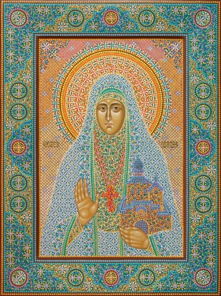 Saint Martyr Princess Elisabeth the Great