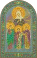 Saint Martyrs Faith, Hope, Charity and their mother Sophia